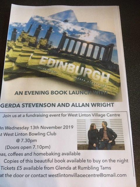 Gerda Book Launch